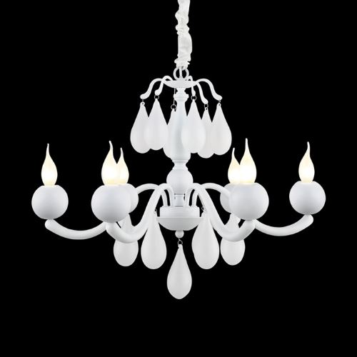 Люстра подвесная Arte Lamp SIGMA белый A3229LM-6WH