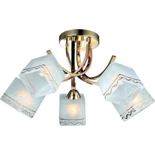 Люстра потолочная Arte Lamp 5 A6119PL-5GO