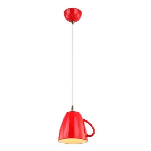 Светильник подвесной Arte Lamp Cafeteria A6605SP-1RD