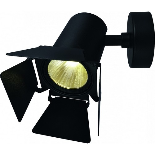 Светильник спот Arte Lamp Track Lights A6709AP-1BK