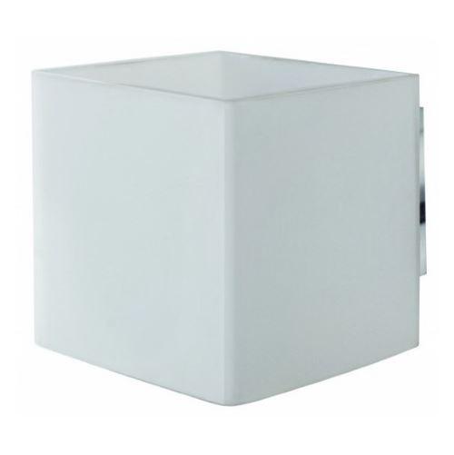 Бра Arte Lamp CUBO белый A7864AP-1WH