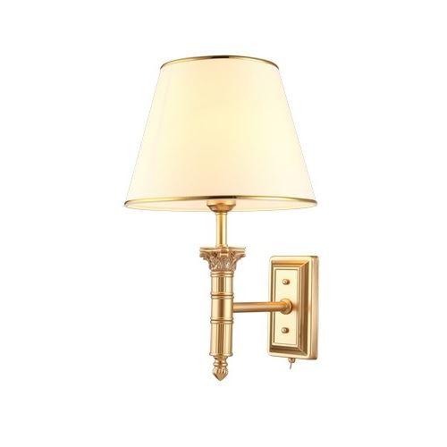 Бра Arte Lamp Budapest золото/кремовый A9185AP-1SG