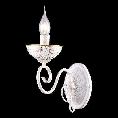 Бра Arte Lamp LUCIA бело-золотой A9594AP-1WG