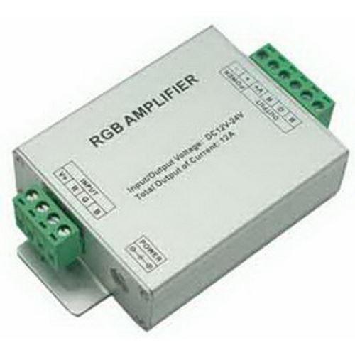 Усилитель для RGB ленты Ecola LED strip Amplifier 12A 144W 12V (288W 24V) AMP12AESB