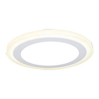 Встраиваемый светильник Gauss Backlight BL118 белый 12+4W Led 3000K