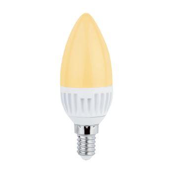 Лампа светодиодная Ecola Candle LED 4.4W E14 золотистый C4LG44ELC
