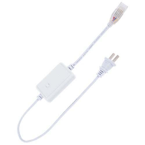 Контроллер Ecola LED strip 220V RGB  controller (IP20) 200W 0,9A для ленты 220V 14x7 IP68 с кнопкой переключения режимов CH1402KSB