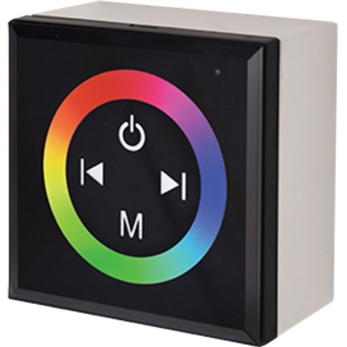 Контроллер Ecola LED strip RGB Controller 12A 144W 12V (288W 24V) CPB12AESB