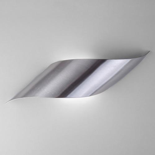 Настенный светильник Eurosvet Elegant 40130/1 LED сатин-никель