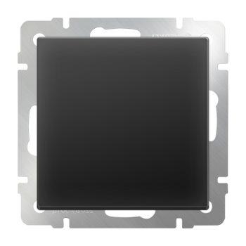 Вывод кабеля Werkel черный матовый WL08-16-01