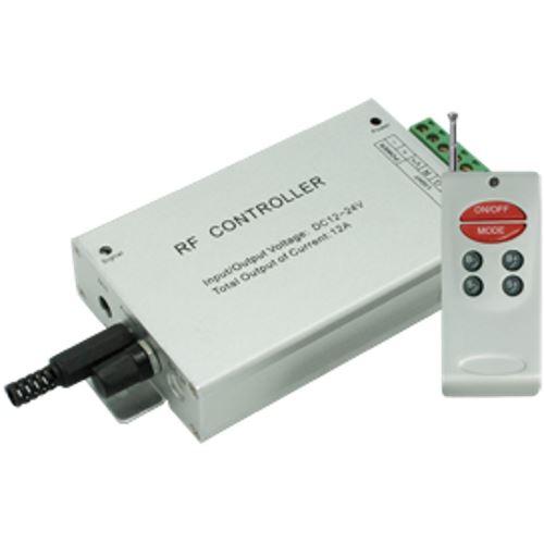Контроллер Ecola LED strip RGB RF Аudio controller 12A 144W 12V (288W 24V) (цветомузыка) RCM12AESB