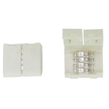 Коннектор для светодиодной ленты RGB Ecola LED Strip Connector жесткий SC41SCESB