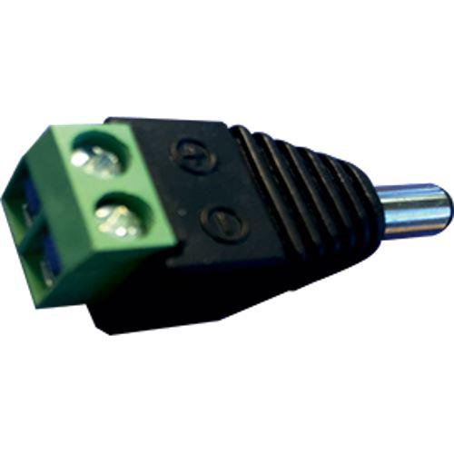 Ecola LED strip connector переходник с разъема штырькового (папа) на колодку под винт SCPLRFESB