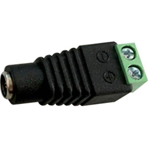 Ecola LED strip connector переходник с разъема штырькового (мама)  на колодку под винт SCPLRMESB