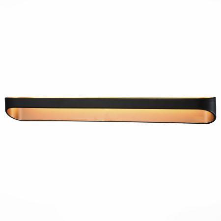 Бра ST Luce Mensola Led черный/золото SL582.411.01