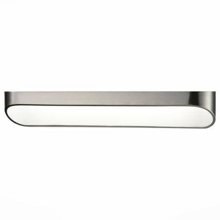 Бра ST Luce Mensola Led никель матовый/белый SL582.701.01