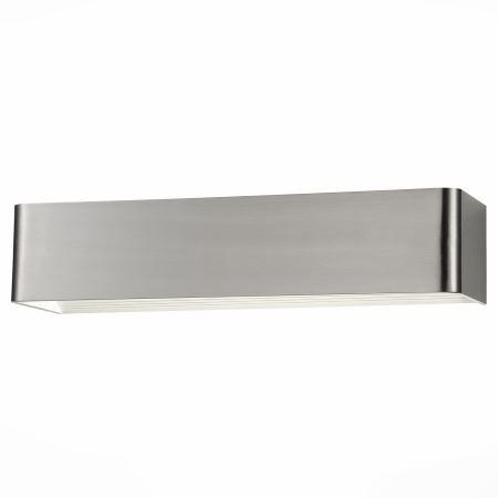 Бра ST Luce Grappa Led никель матовый/белый SL592.701.01