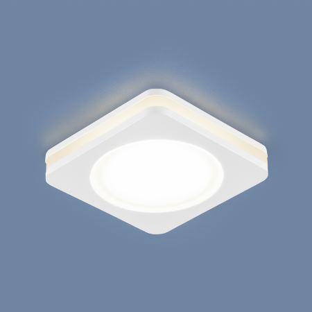 Встраиваемый светильник Elektrostandard DSK80 5W 3300K
