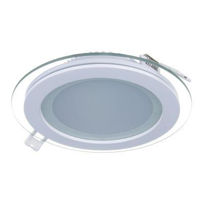 Встраиваемый светильник Elektrostandard DLKR160 12W 4200K белый