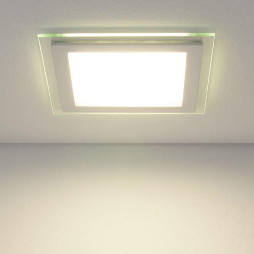 Встраиваемый светильник Elektrostandard DLKS160 12W 4200K белый