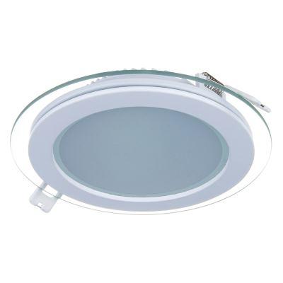 Встраиваемый светильник Elektrostandard DLKR200 18W 4200K белый