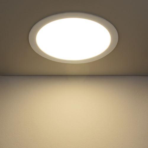 Встраиваемый светильник Elektrostandard Downlight DLR003 24W 4200K