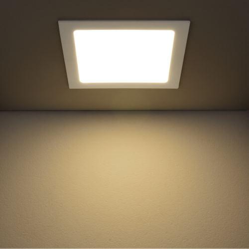 Встраиваемый светильник Elektrostandard DLS003 18W 4200K