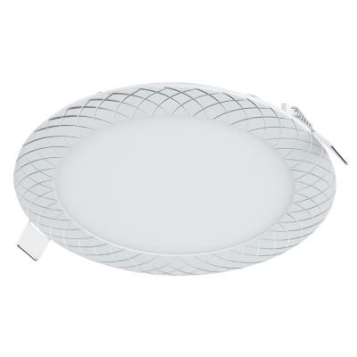 Встраиваемый светильник Elektrostandard DLR005 12W 4200K WH белый