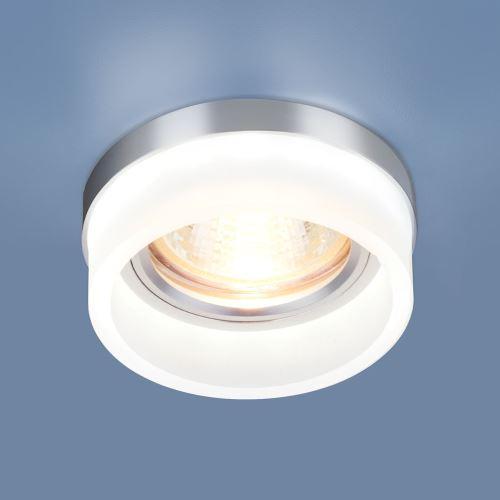 Встраиваемый светильник Elektrostandard 2205 MR16 MT матовый